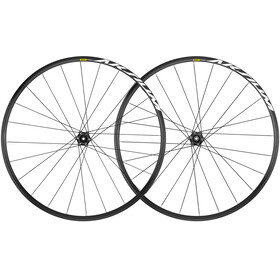 Mavic Aksium Disc 6-Loch 12x142mm Shimano/SRAM M-11 sort